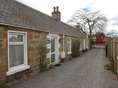 Beechtree Cottage, holiday rental in Findhorn