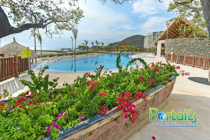 Apartamento club de playa, holiday rental in Cienaga