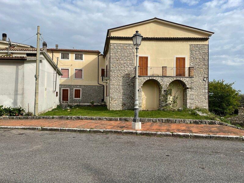 Casa Belvedere, holiday rental in Castellonorato