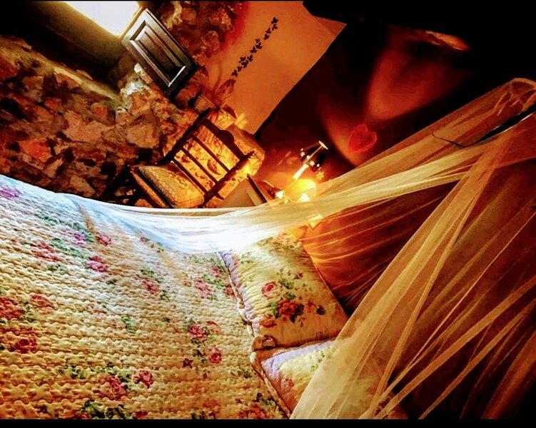 Escapada romantica a Valeria, location de vacances à Almodovar del Pinar