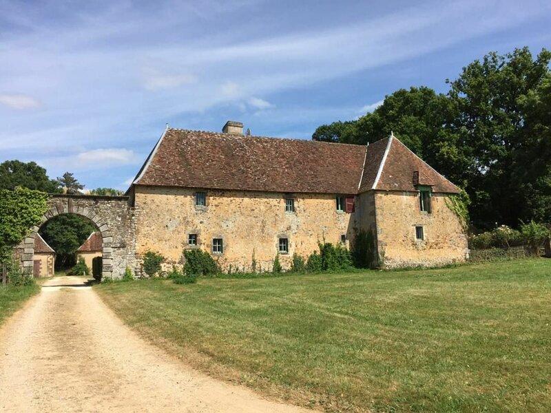Location Gîte Saint-Aubin-de-Locquenay, 5 pièces, 8 personnes, holiday rental in Sille-le-Guillaume