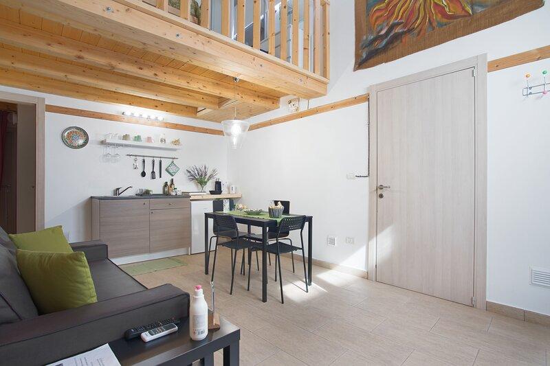 Beautiful apartment near the beach, holiday rental in Testa dell Acqua