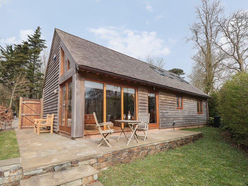 Oak Barn, Kingsbridge, vacation rental in Loddiswell