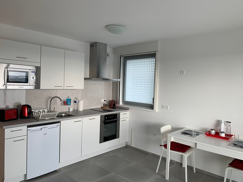 2 Pièces - Europe - Confort, holiday rental in Rheinau