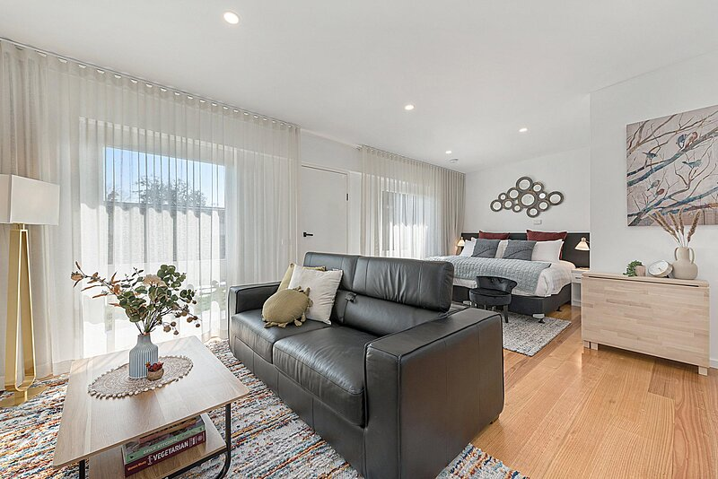 Comfy Studio 20 min from Caulfield Racecourse, holiday rental in Wheelers Hill