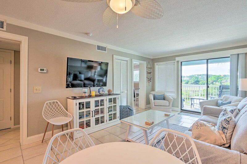Hilton Head Island Vacation Rental | Resort Condo | 2BR | 2BA | 850 Sq Ft