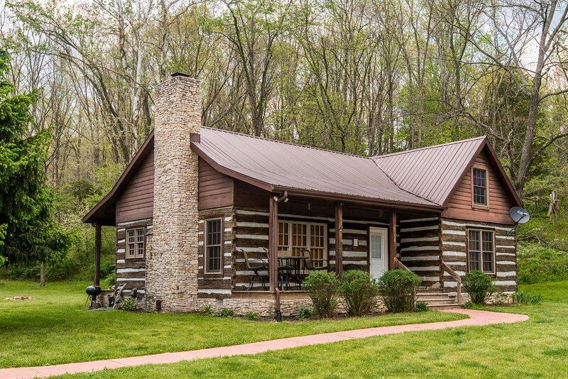 Serendipity Park Log Cabin, location de vacances à Nashville