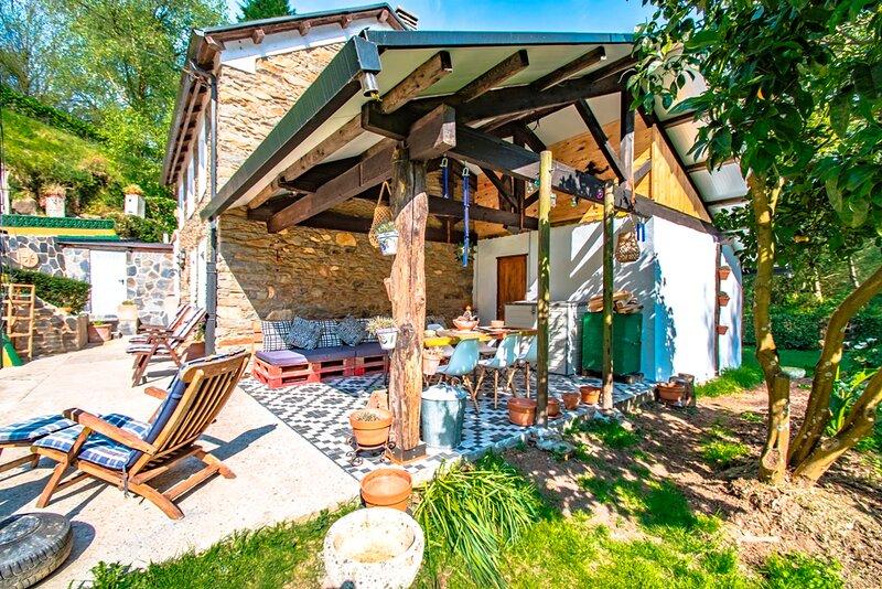 La Casa de la Naturaleza, holiday rental in El Franco Municipality