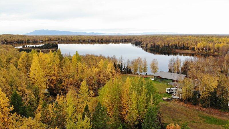 *Alaska's Heritage Lodge! * Amazing Alaska Family Vacations! * Activities! *, casa vacanza a Willow