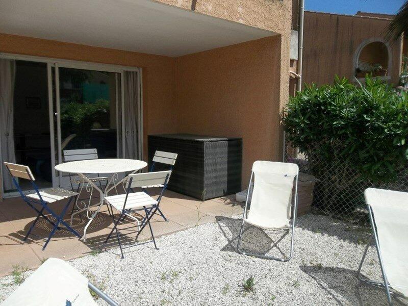 Appt 2 pièces 4 couchages LE LAVANDOU, holiday rental in Cavaliere