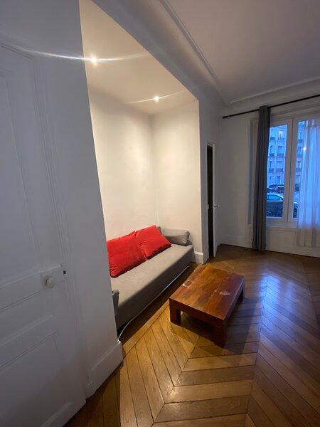 Appartement Neuilly sur Seine, holiday rental in La Garenne-Colombes