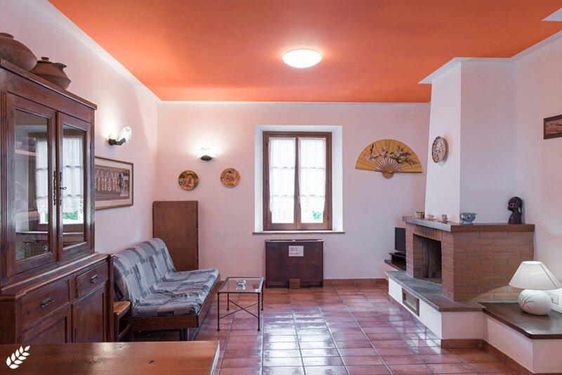 Rosmarino - Poggio Verde, casa vacanza a Palazzetta