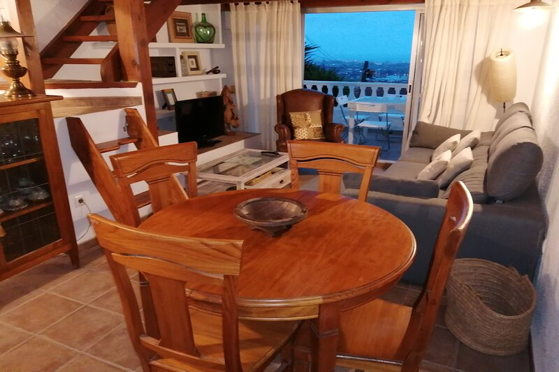 Casa Horizonte, holiday rental in Muntanya la Sella