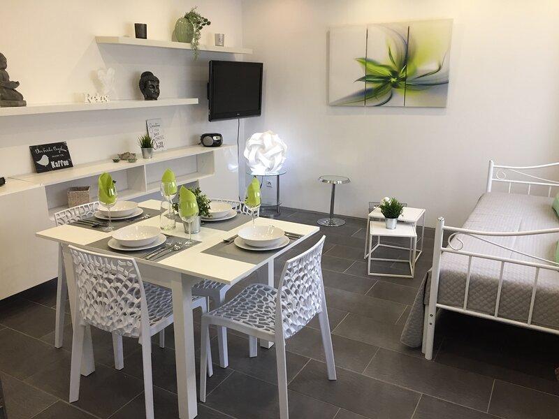new near-natural and quiet apartment Albtaleck, location de vacances à Marxzell