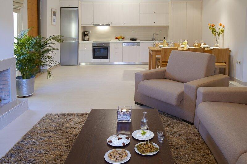 Ikia Luxury Homes eco, vakantiewoning in Roustika