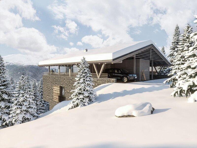 JuJa Lodge, Ferienwohnung in Turracher Höhe
