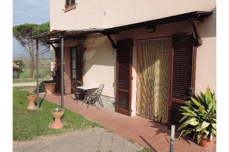 Melograno - Poggio Verde, casa vacanza a Palazzetta