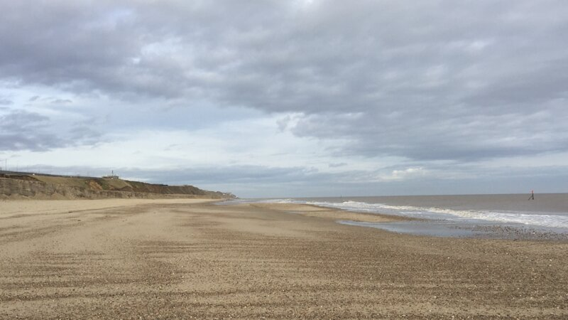 By The Beach Bacton, holiday rental in Bacton