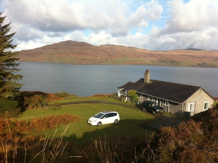 Ormsaig Wooden Cottage, holiday rental in Fionnphort