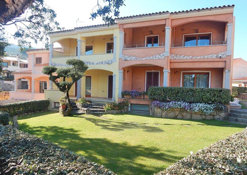 Residenza Sarra di Entu, Ferienwohnung in Cannigione