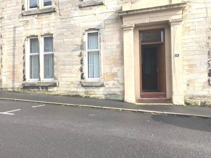 Stunning 2 b/room Victorian Ground Floor Flat., holiday rental in West Kilbride
