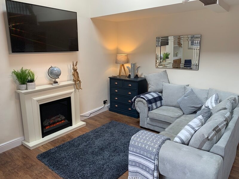 Remarkable 1-Bed Apartment in Kirkby Lonsdale, holiday rental in Leck