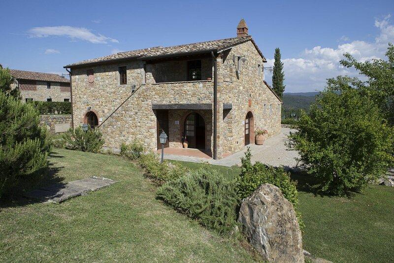 Resort Ambra Toscana, casa vacanza a Ambra