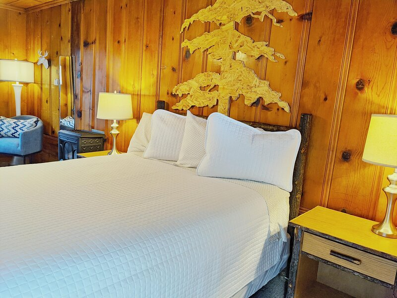Riverside Mountain Lodge - Suite 6 - Queen Kitchenette, holiday rental in Washington
