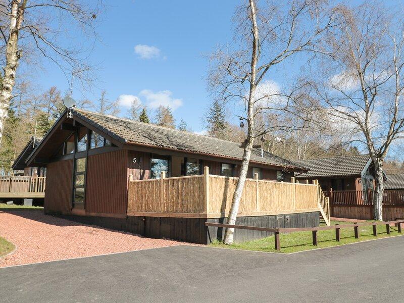Lodge 5, Otterburn, holiday rental in Bellingham