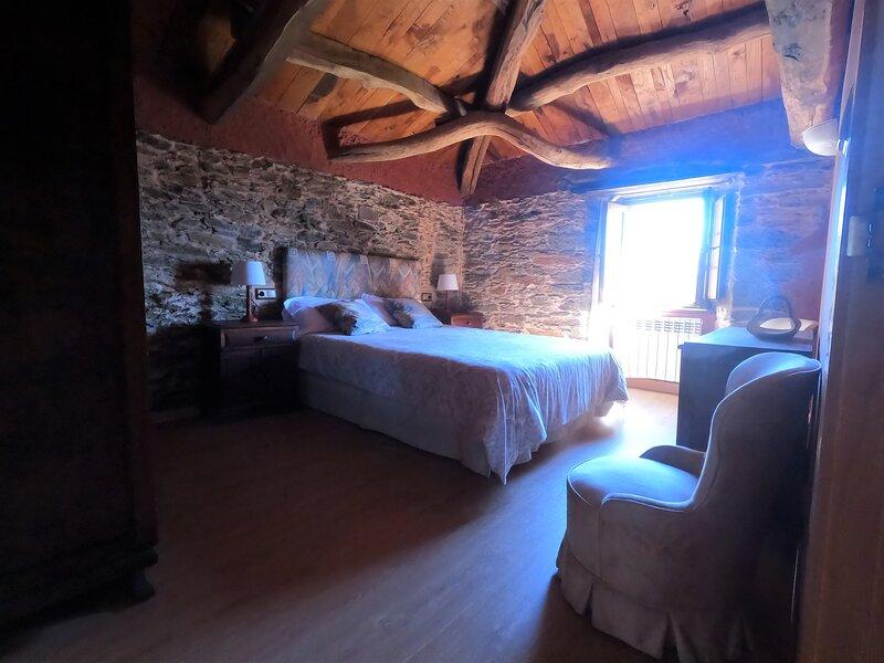 Casa Rural Rigueira, holiday rental in Friol