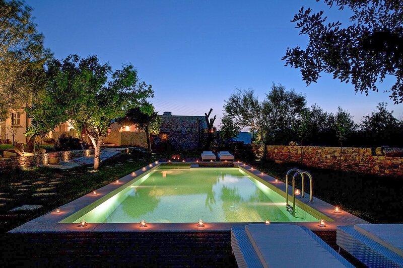 Villa Aroma - Origanum Apartment & Pool!, location de vacances à Gavalohori