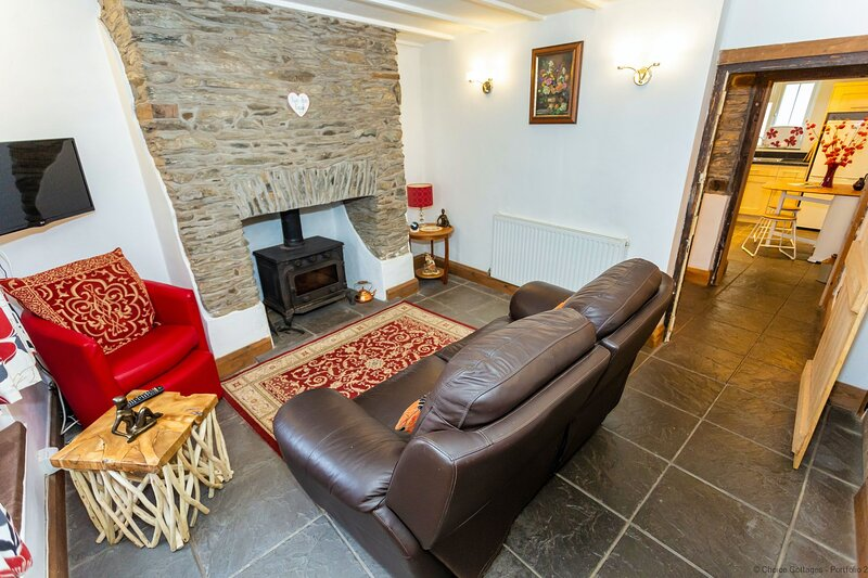 BRAUNTON STABLE COTTAGE | 2 Bedrooms - Delightful Cottage in Braunton with 2 bed, holiday rental in Ashford