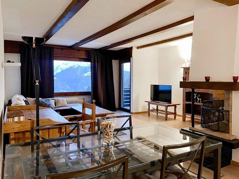 Lisière-Sud, aluguéis de temporada em Crans-Montana