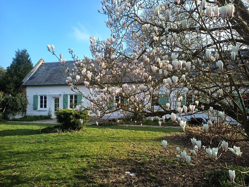 Gite a la ferme, casa vacanza a Saint-Germain-sur-Bresle