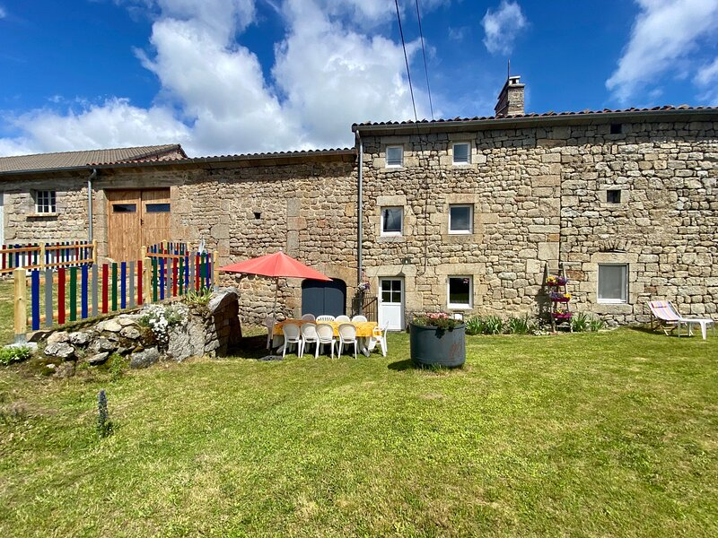 Le Drac, holiday rental in Saint-Alban-sur-Limagnole