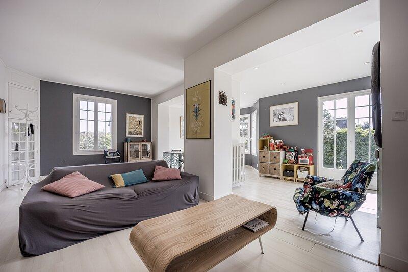 New Haven - Maison avec jardin - plage à 100 m, location de vacances à Ver-sur-Mer