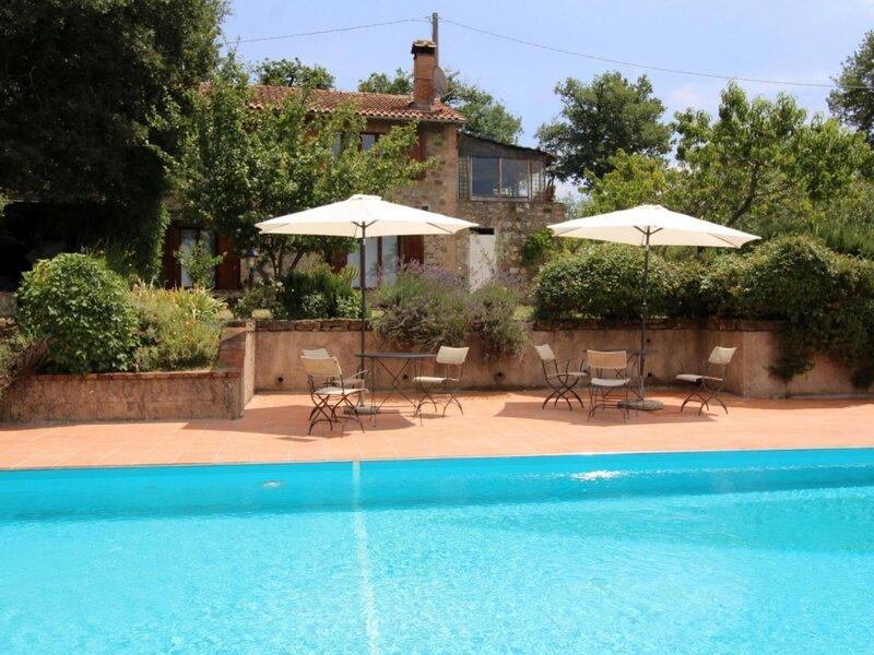 Villa a Castelnuovo Berardenga ID 4033, holiday rental in Pievasciata