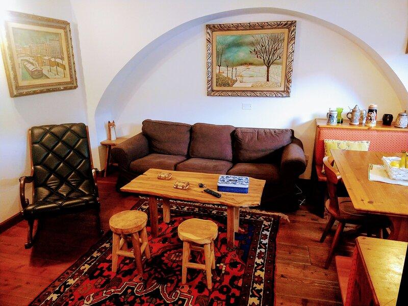 Appartamento Pelmo, alquiler de vacaciones en Zoppe di Cadore