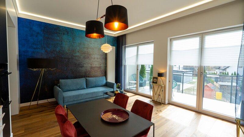 Turkusowe Apartamenty, holiday rental in Zyrardow