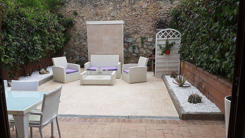 Bella Villetta nel Cuore di Tropea, holiday rental in Tropea