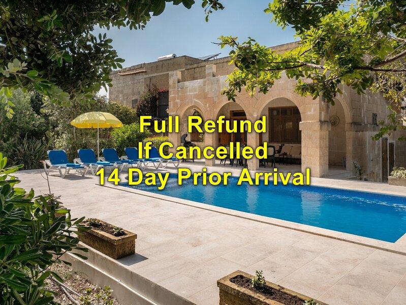 Dar Is-Sultan, holiday rental in Gharb
