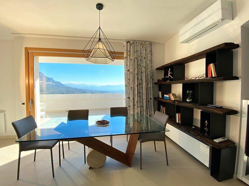 La Terrazza in Collina, holiday rental in Montecastrilli