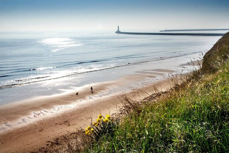 Spacious Seafront Apartment With Fantastic Views Apt 3, vacation rental in Sunderland