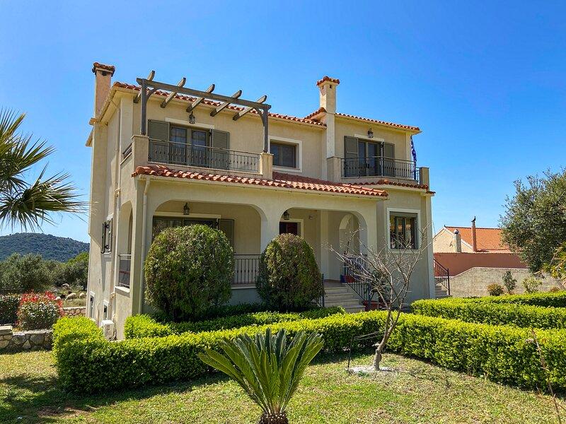 Villa Carousos - Razata. Sleeps upto 8 People, holiday rental in Argostolion
