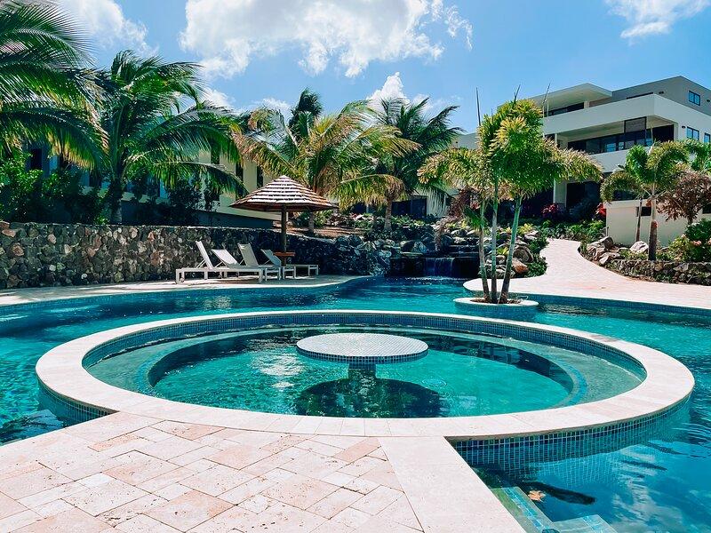Jan Sofat LUX apartment A25 | resort | pool | 4 guests, location de vacances à East End