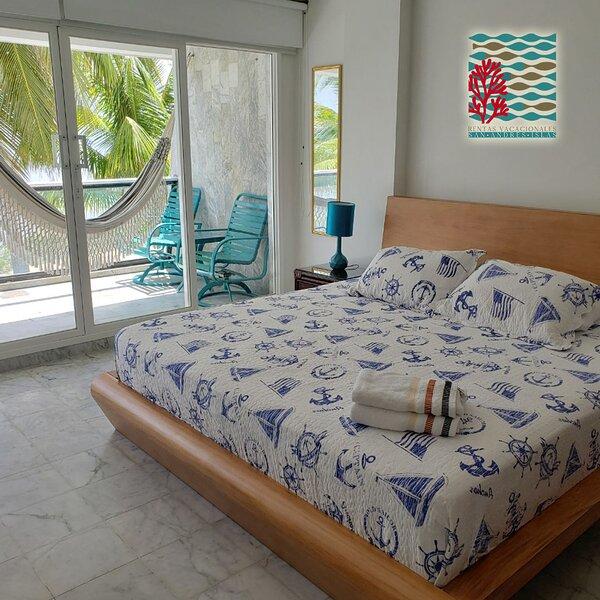 Hermoso apartamento frente al Mar, location de vacances à Île de San Andres
