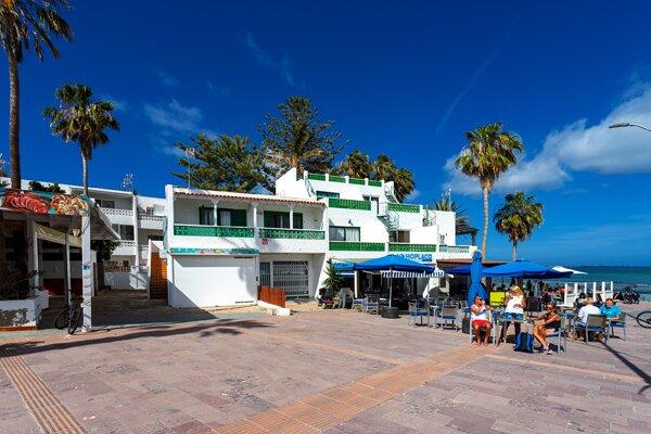 Casa Jimena, aluguéis de temporada em La Oliva