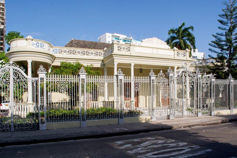 La Mansion Manga, casa vacanza a Turbaco