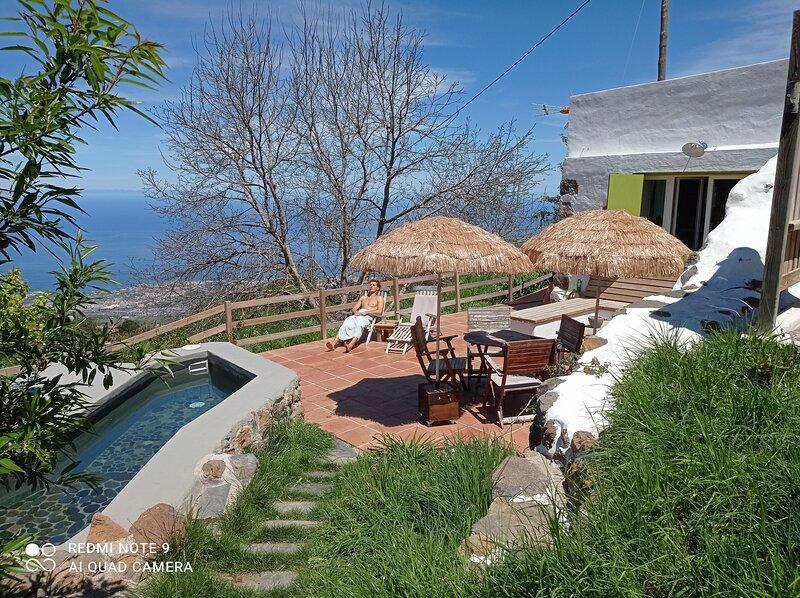 Casa La Jara, alquiler vacacional en La Orotava
