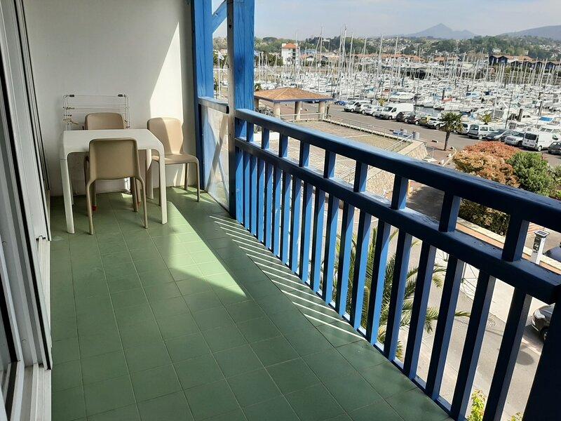 Sokoburu 227 - face au port de plaisance, location de vacances à Fontarrabie (Hondarribia)